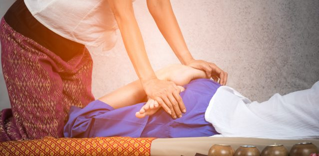 Thai Yoga Massagetherapy